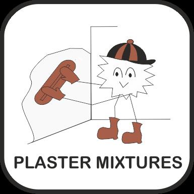 Outdoor plasters