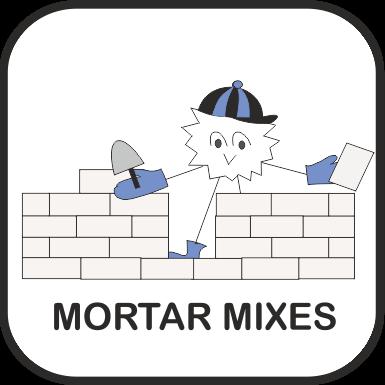 Mortar mixes